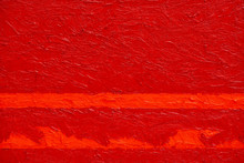 Oil Color Painted Red Orange Background