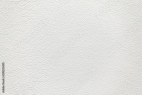 white leather texture. White background