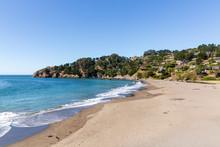 Muir Beach In Western Marin County, California, USA