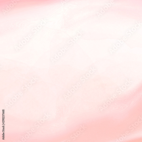 Soft blush pink background Abstract backdrop Light red texture Fototapet