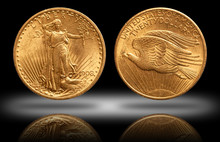 United States Gold Coin Double...