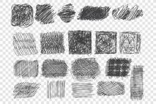 Types Of Pen Hatching Set