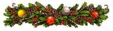 Christmas Wreath, Decorative C...