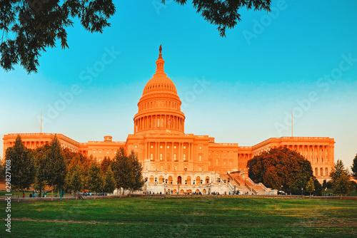 Fototapeta  Washington, USA, United States Capitol, often called the Capitol Building