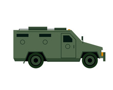 Military Humvee Icon. Clipart ...