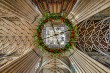 York Minster At Christmas