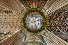York Minster At Christmas