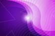 canvas print picture - abstract, blue, design, wave, light, wallpaper, texture, pink, pattern, illustration, art, graphic, lines, purple, curve, digital, backdrop, line, waves, futuristic, color, technology, motion, back