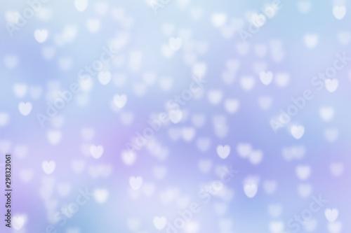 Fototapeta christmas magic background and bokeh backdrop obraz na płótnie