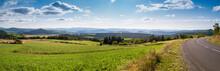 Paysage Panorama Campagne