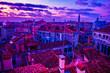 Venedig im Morgenrot