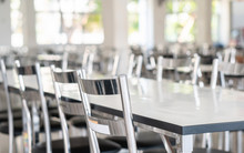 Stainless Steel Tables And Cha...