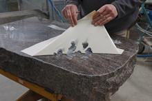 Germany, Stone Mason Manufactu...