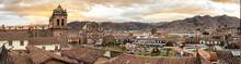 Views Of The Colonial Part Of The City Of Cusco In Peru South America