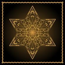 Star Of David, Jewish Religiou...