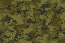 Full Seamless Dirty Military C...