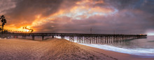 Balboa Pier Sunrise