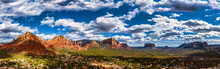 Sedona Arizona Panorama Overlo...