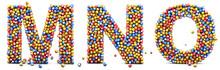 Emoji Reactions Letters M, N,...