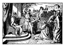 The Judgement Of Solomon - The...