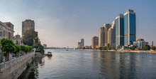 Panoramic View Of River Nile I...