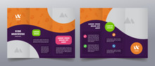 Playful Trifold Brochure Templ...