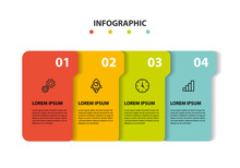 Set Of Timeline Infographic 5 ...