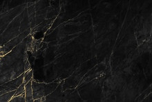 Black And Gold Marble Texture ...