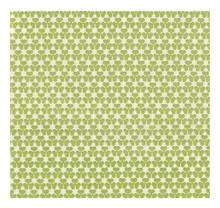 Luftpost Airmail Irland Ireland Umschlag Envelope Muster Pattern Design Innen Inside Klee Schamrock Clover Good Luck Grün Green Kunst Art