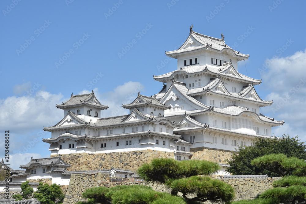 Fototapeta 姫路城