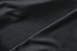 canvas print picture - close up of black fabric background and texture