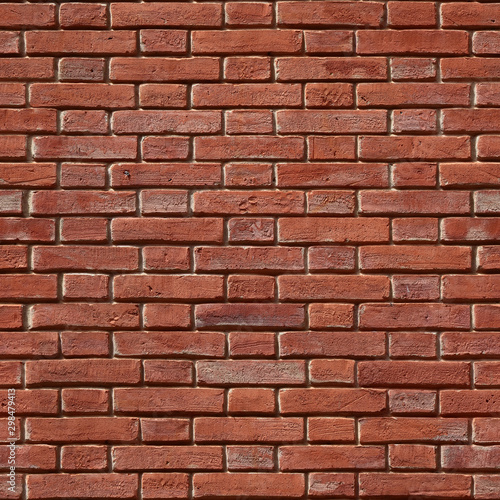 Tapety do aneksu kuchennego  seamless-texture-of-red-ceramic-brick-wall-flemish-bond-certaldo-italy