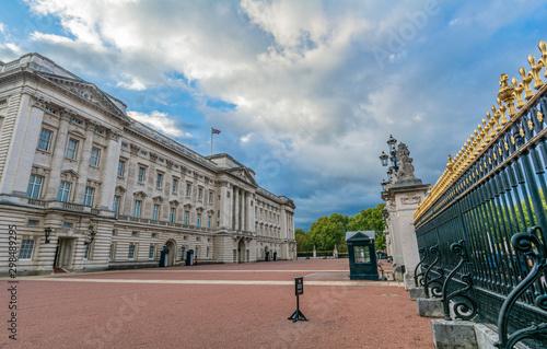 Wallpaper Mural Buckingham Palace Facade