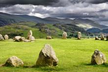 Castlerigg Stone Circle Under ...