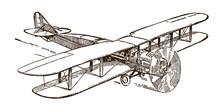 Historical High-speed Biplane ...