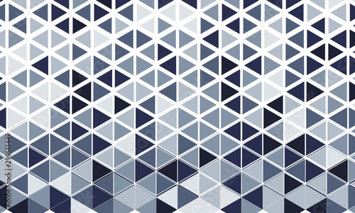 Canvas Prints Geometric abstract geometric background