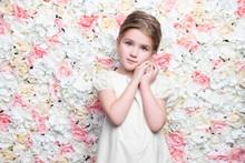Sweet Angelic Little Lady