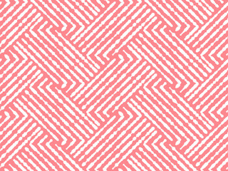 Abstract geometric pattern with stripes, lines. Seamless vector background. W...