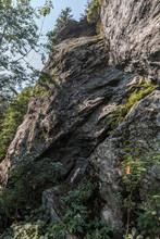 Rock Climbing Wall Chamonix