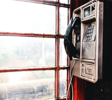 Red Phone Booth