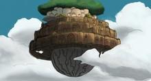 Hayao Miyazaki Castello Nel Cielo