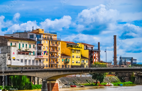 Photo View over Pisa 15