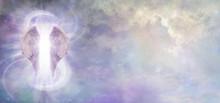 Guardian Angel Spirit Banner -...