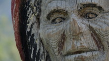 Wood Face01