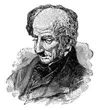 William Wordsworth, Vintage Illustration