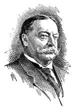 William Howard Taft, Vintage I...