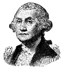 George Washington, vintage ...