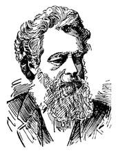 William Morris, Vintage Illustration