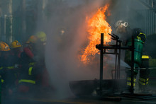 Photos Firefighter In Fire F...