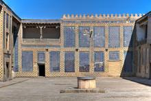 Tash Khauli - Khiva, Uzbekistan
